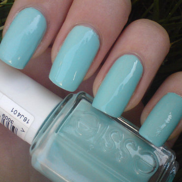 Essie Mint Candy Apple Swatch by Any Rainbow