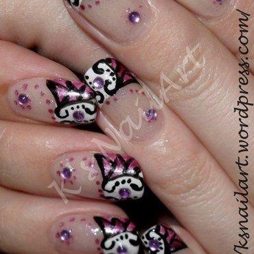 Art nouveau nails 3 thumb370f
