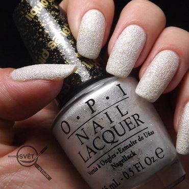 O.P.I. Solitaire Swatch by Mikrosvět by Ellen