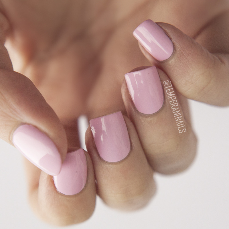 OPI Mod About You Swatch by Temperani Nails