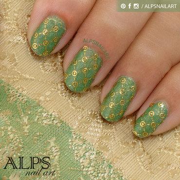 Mother's Day Nailart by Alpsnailart nail art by Alpsnailart