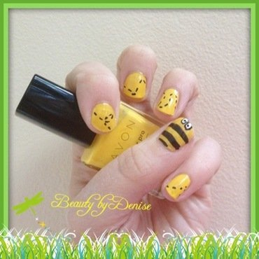 Spring has Sprung nail art by Denise's Beauty Spot