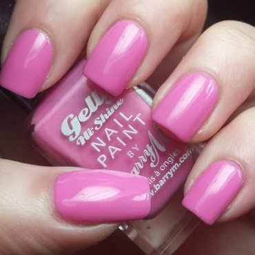 Barry M Dragon Fruit Swatch by Sam