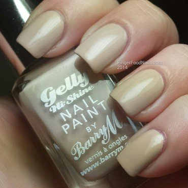 Barry M Lychee Swatch by Sam