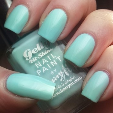 Barry M Sugar Apple Swatch by Sam