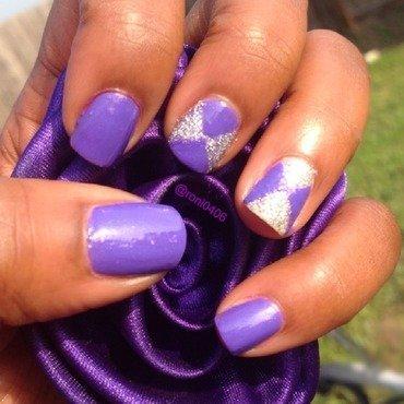 Royal Jester nail art by Roni