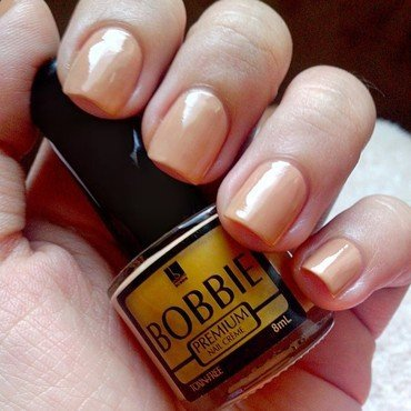 Bobbie Touch of Tan Swatch by Judy Ann Chio