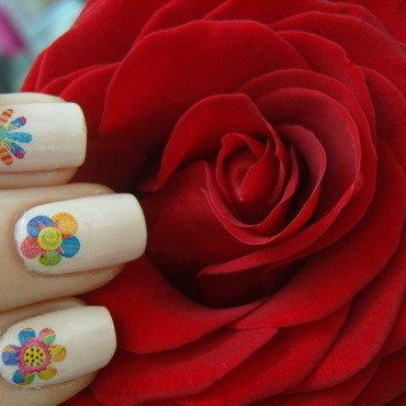 Kwiatkowe naklejki 2 thumb370f