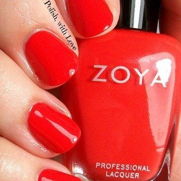Zoya Rocha Swatch by Dani