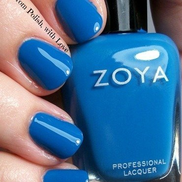 Zoya swatch ling tickled collection thumb370f