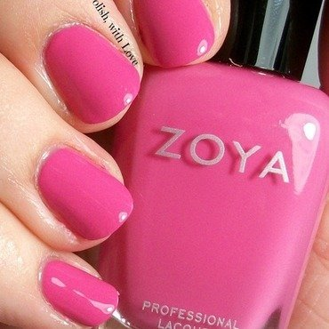 Zoya rooney tickled swatch thumb370f