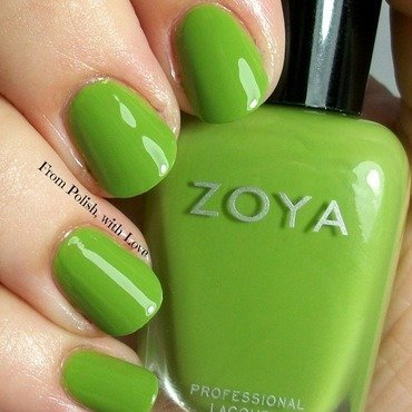 Zoya Tilda Swatch by Dani