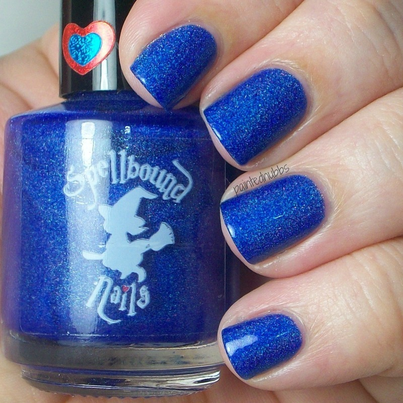 Spellbound Nails Leave The Brakes On Swatch by Ashlee