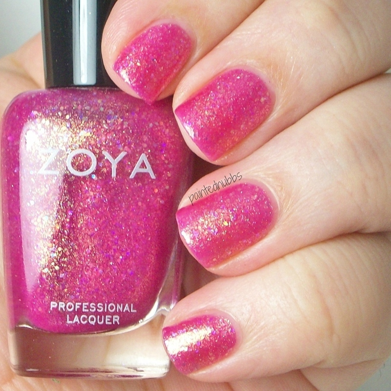 Zoya Binx Swatch by Ashlee