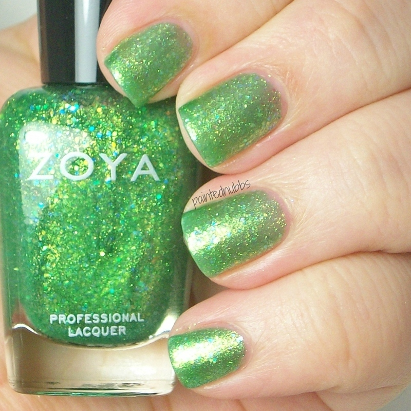Zoya Staasi Swatch by Ashlee