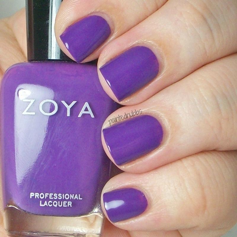 Zoya Mira Swatch by Ashlee