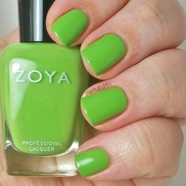 Zoya Tilda Swatch by Ashlee