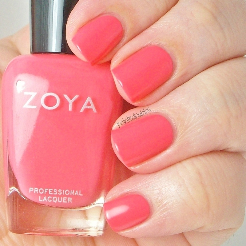 Zoya Wendy Swatch by Ashlee