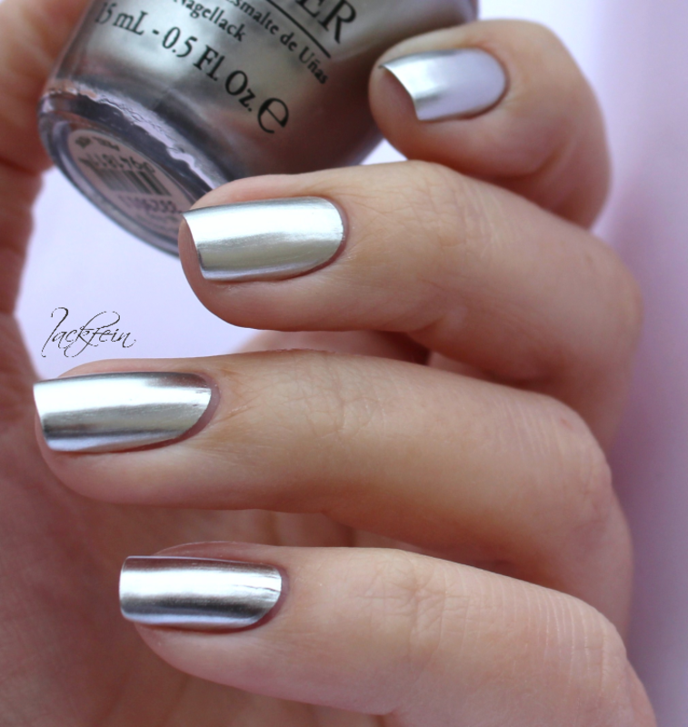 OPI Push and Shove Swatch by lackfein