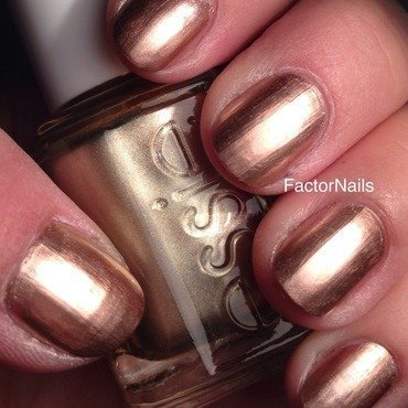 Essie Penny Talk Swatch by Factornails