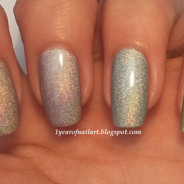Holo skittle nails thumb370f