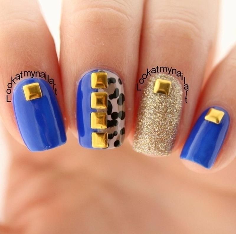 Maniswap with Reireishnailart nail art by Sabine