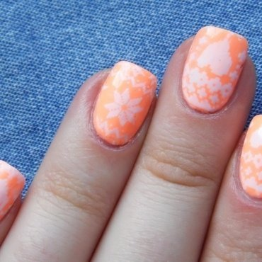 Sweater nail art nail art by KonadAddict