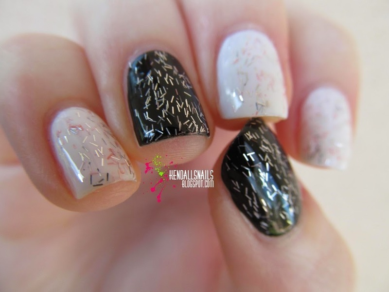 Essence The Bees And The Birds Swatch by Julia Friedel