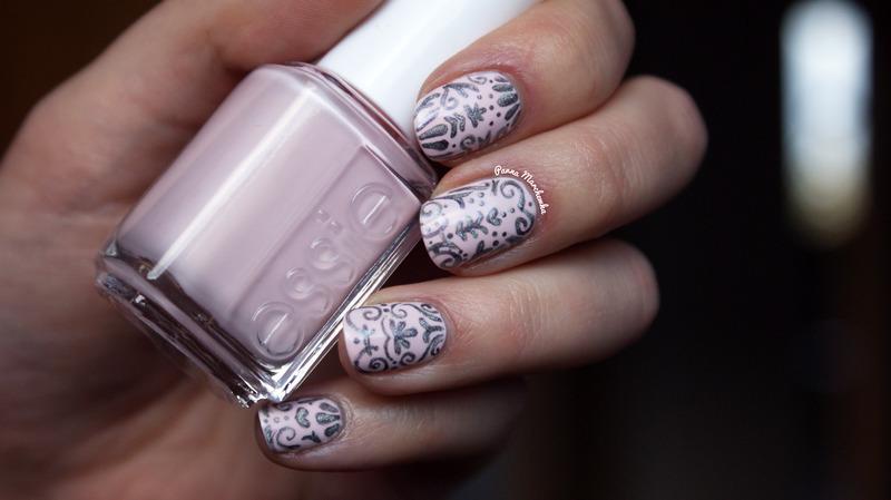 Baroque Nails Nail Art By Panna Marchewka Nailpolis Museum Of