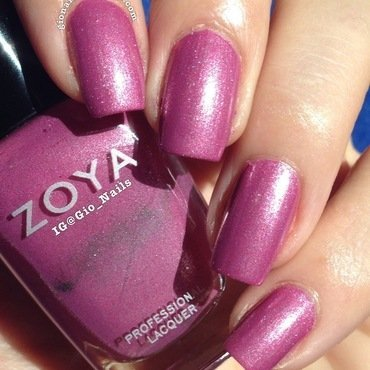 Zoya Rory Swatch by Giovanna - GioNails