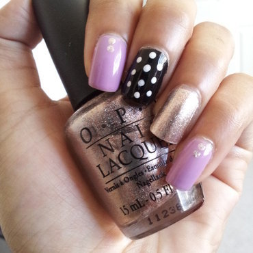 Modern nail art by chocolate_squeeze