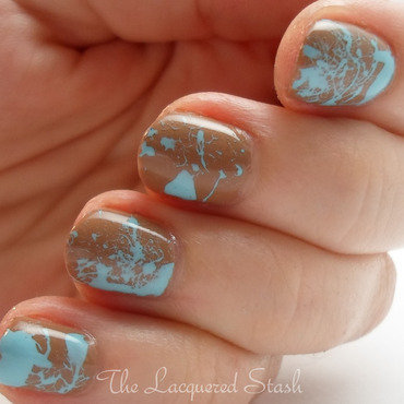 Splatter zoya flynn sally hansen blue away 2 thumb370f