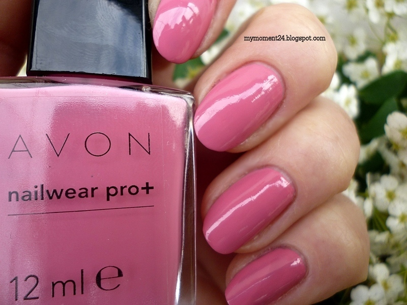 Avon Wandering Rose Swatch by T. Andi