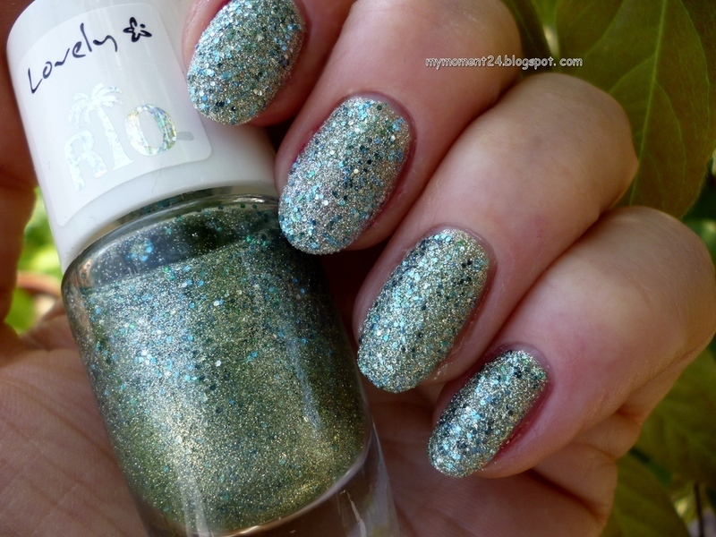 Lovely Rio Swatch by T. Andi