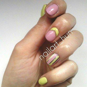 Spring power nail art by nailarthun
