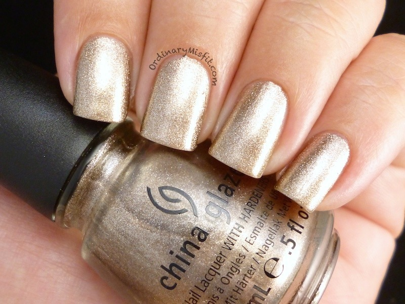 China Glaze Swing baby Swatch by Michelle