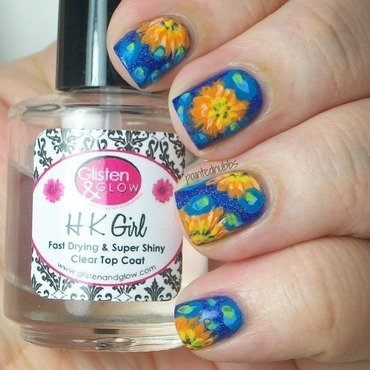 Floral nail art fail 1 thumb370f