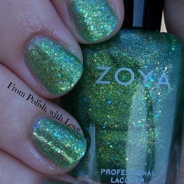 Zoya staasi bubbly swatch thumb370f