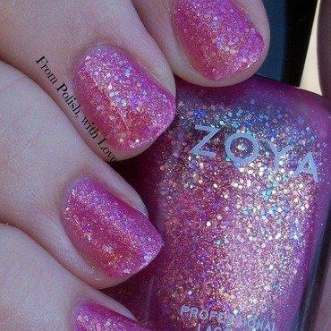 Zoya binx bubbly swatch thumb370f
