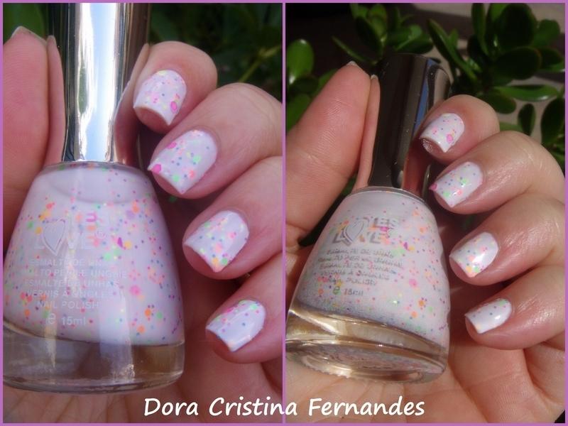Yes Love G1-2 Swatch by Dora Cristina Fernandes