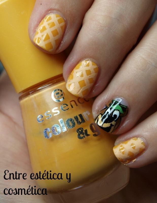 The Yogi Bear Show Nails nail art by MartaRuso