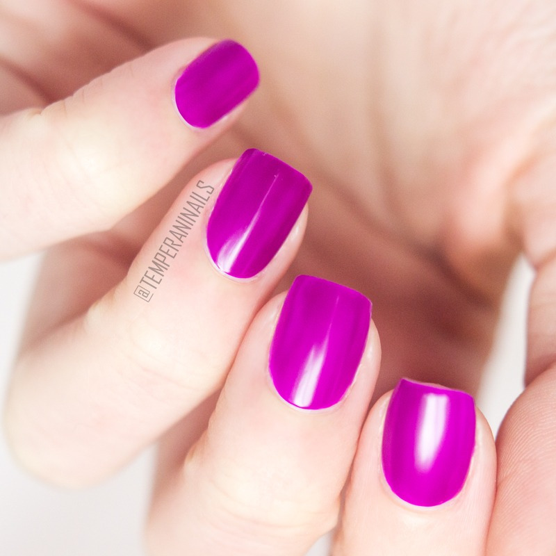 OPI Push & pur-pull Swatch by Temperani Nails - Nailpolis: Museum of ...