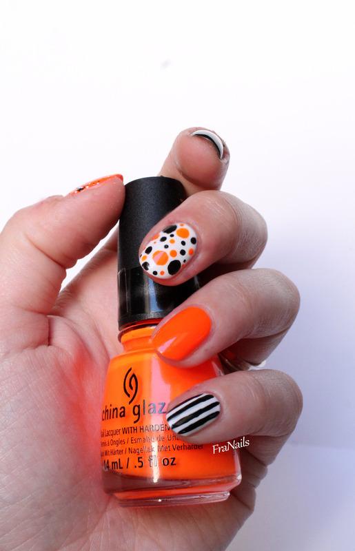 SmaltoPedia #9 nail art by Fran Nails