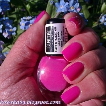 Cleme Cosmetics Lola Swatch by Anita