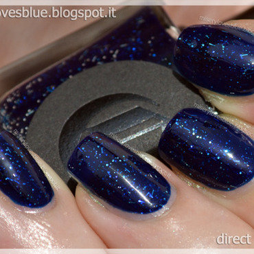 Cirque Tibetan Nights Swatch by MiseryLovesBlue