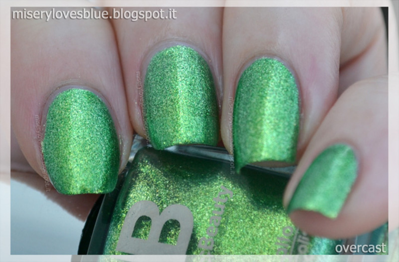 Basic Beauty 103 Swatch by MiseryLovesBlue