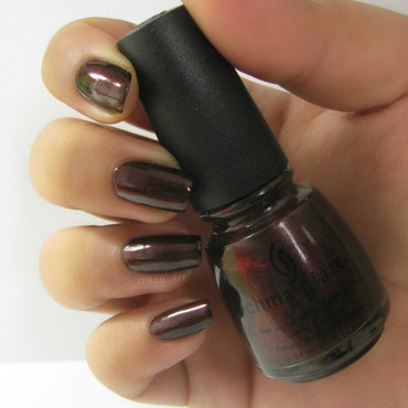 X China Glaze Swatch by OnailArt