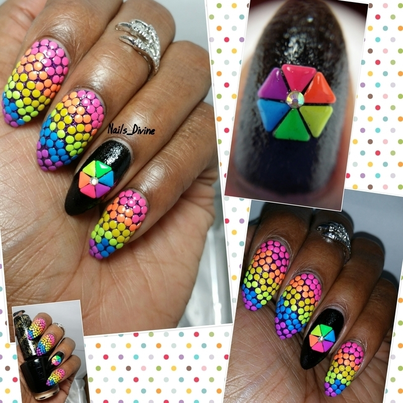 Candy Coated Grillin nail art by Nails_Divine