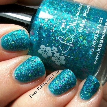 She twerks out kbshimmer swatch thumb370f