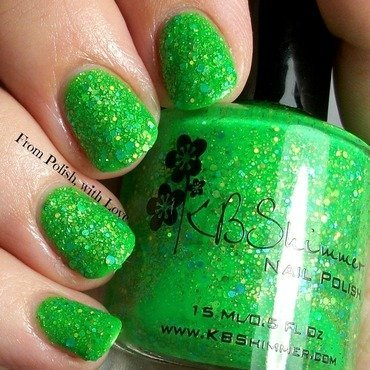 Kbshimmer partners in lime swatch thumb370f